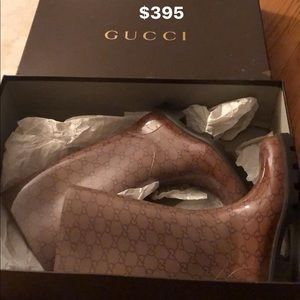 Gucci rainboots